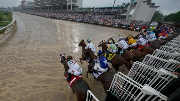 "The Kentucky Derby is an exhilarating mile-and-a-quarter dash on dirt, dubbed ""the most exciting two minutes in sports."" The winner of the iconic race clinches $1.425 million."