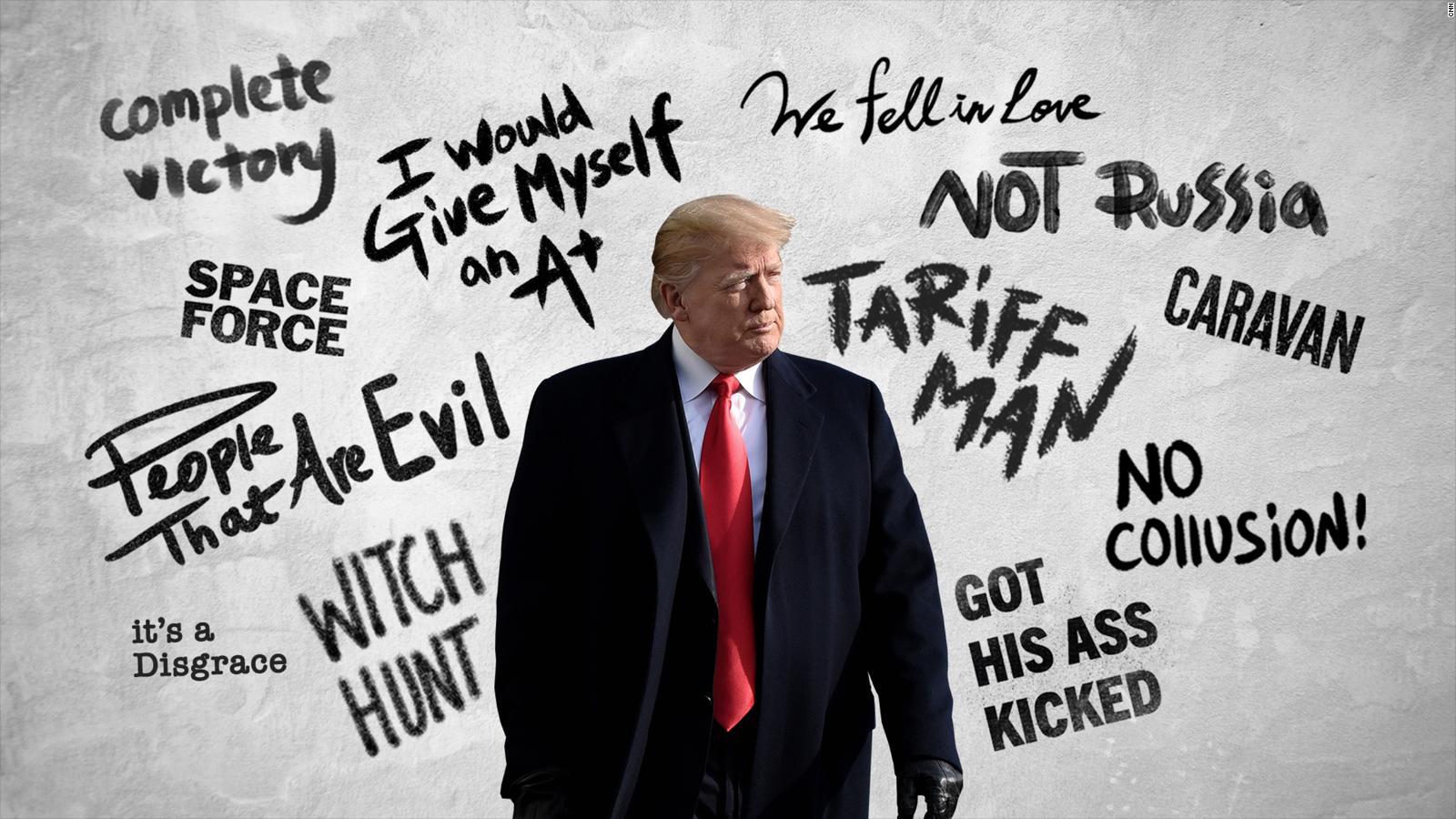 The 41 Most Unreal Donald Trump Quotes Of 2018 Cnnpolitics