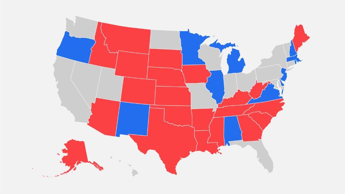 Analyse: Wie der Kampf um den Senat bewegt sich langsam in Richtung Demokraten