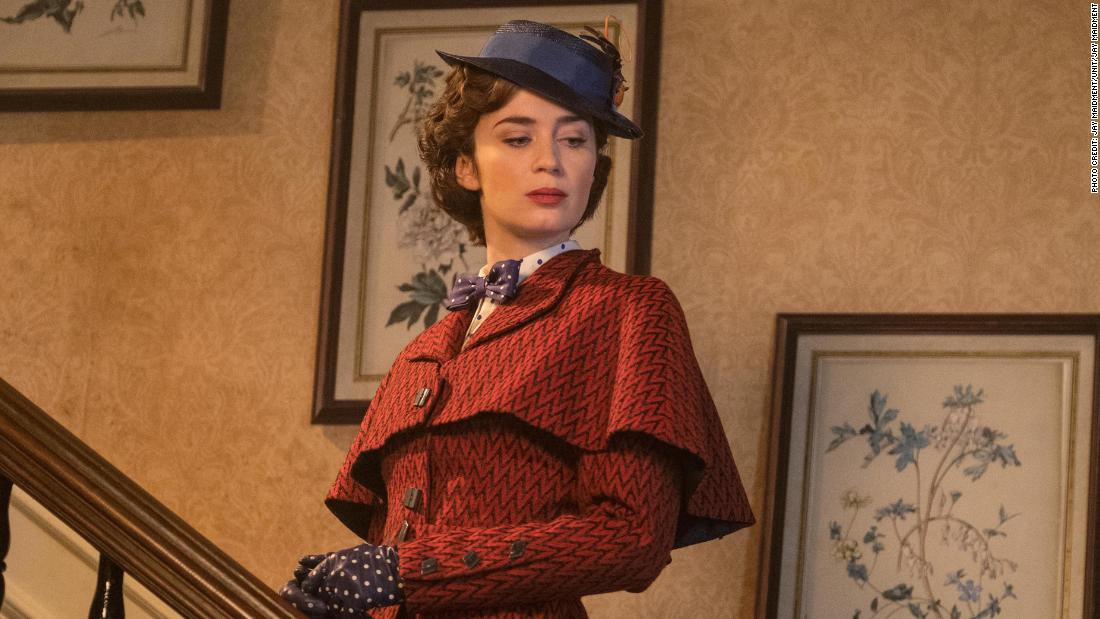 'Mary Poppins' returns, as studios raid their vaults
