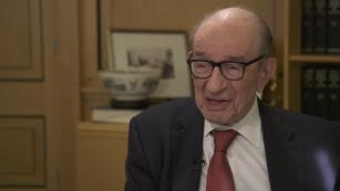 Greenspan: Fed policy changes because economy changes