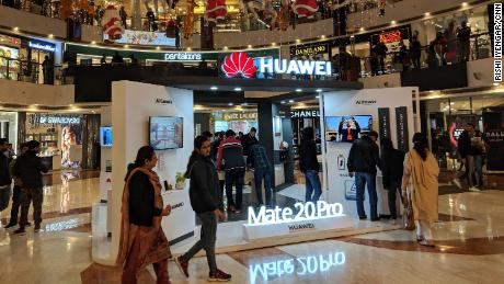 Huawei has another shot at the world's hottest mobile market