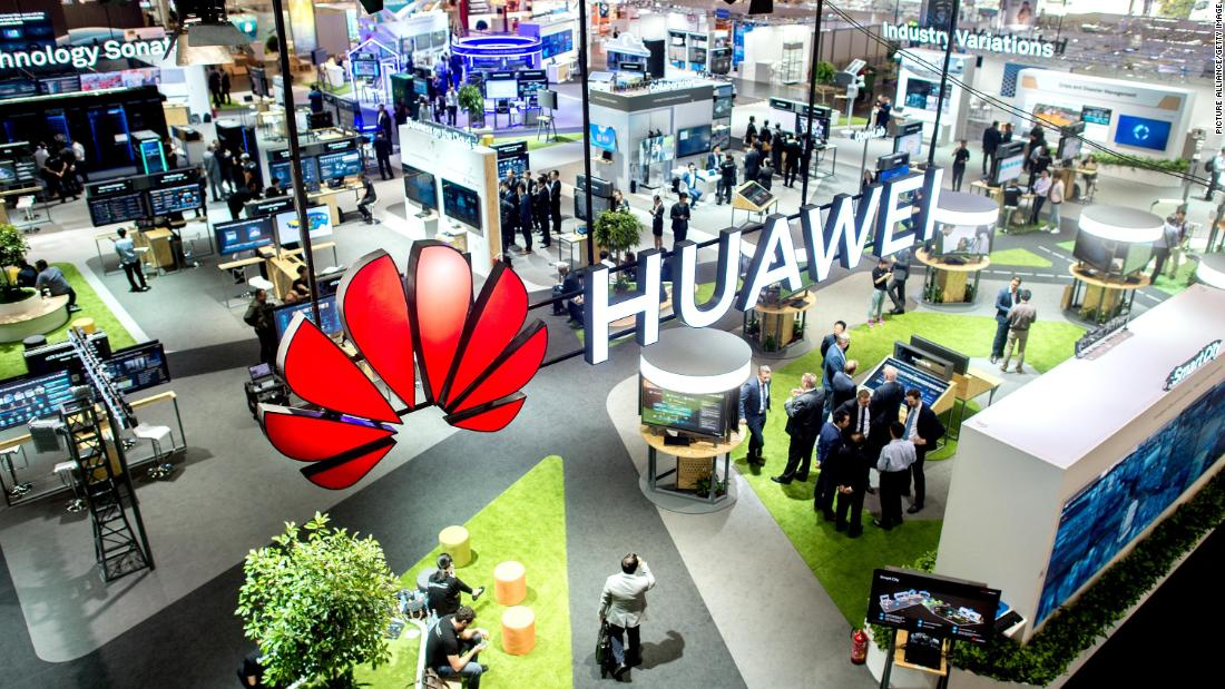 Huawei: We're still leading the world on 5G, despite political attacks