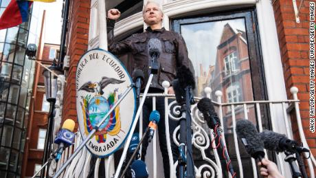 Why did Ecuador give up Assange after seven years?
