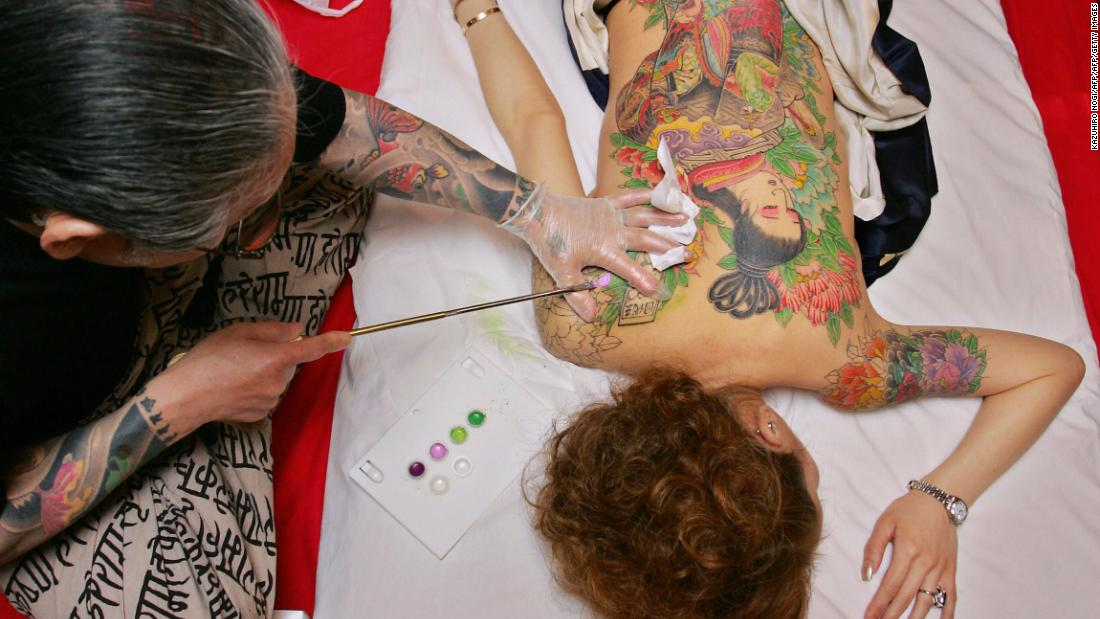 What tattoos really do to our bodies' immune systems