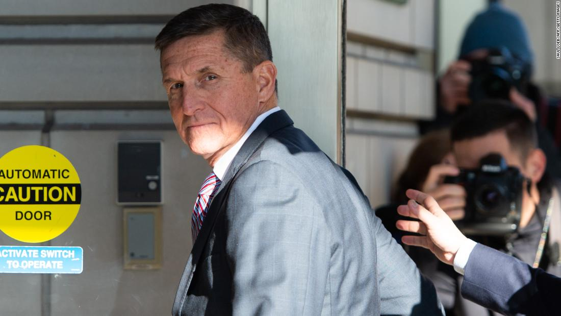 See Flynn's message to GOP Mueller critic