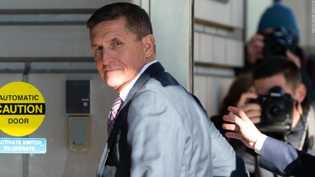 Michael Flynn fordert den Rücktritt schuldig