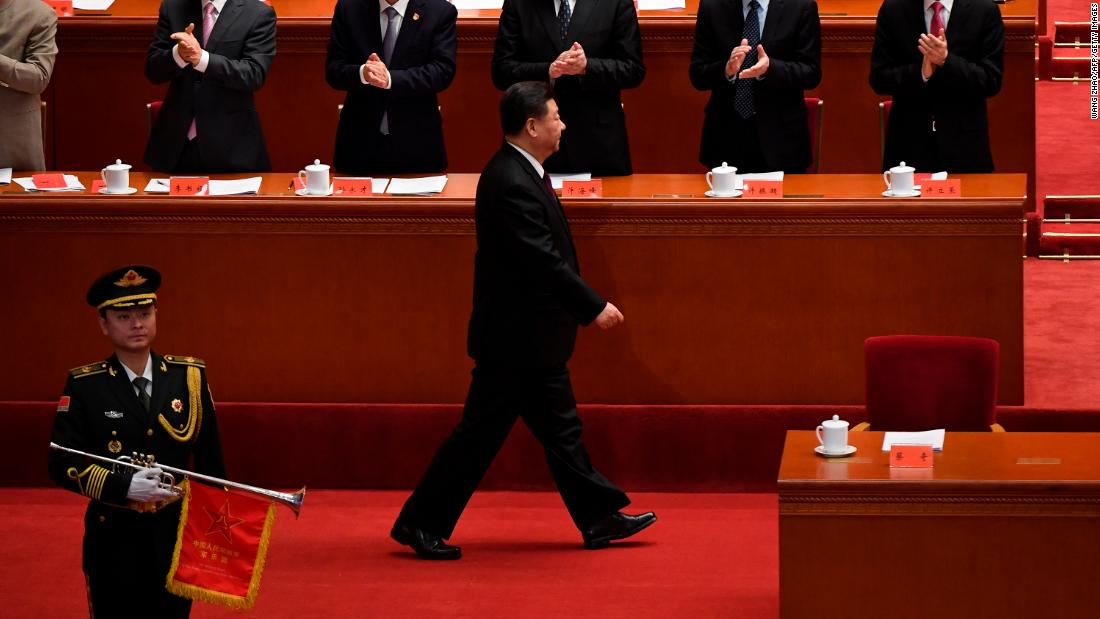 China's Xi Jinping tells the world: Don't dictate to us
