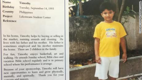 George H W  Bush sponsored a Filipino child using a pseudonym - CNN
