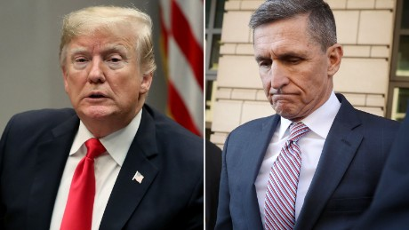 Separating fact from fiction as Trump builds a rationale to pardon Michael Flynn