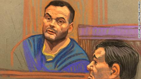 While the court hears tapes of drug trafficking, the informant testifies that El Chapo is always polite people & # 39;