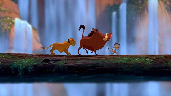"""""""Hakuna Matata"""" was a well known song in Disney's 1994 hit movie """"The Lion King."""" A remake of the """"The Lion King"""" is due for release next year."""