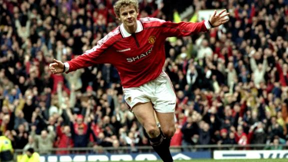 """The striker became a vital member of the team, scoring 126 goals in 11 seasons at Old Trafford. He was nicknamed the """"baby-faced assassin"""" for his youthful image and killer instinct in front of goal."""