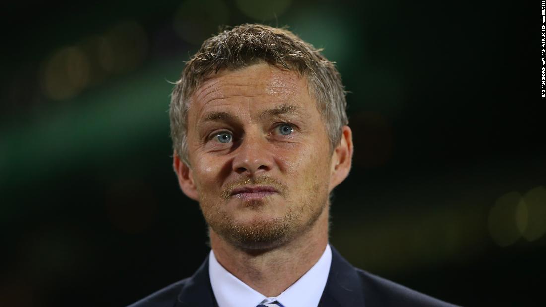 Manchester United Interim Manager Is Ole Gunnar Solskjaer Cnn