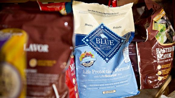 Blue Buffalo Blue dry puppy food. Daniel Acker/Bloomberg via Getty Images