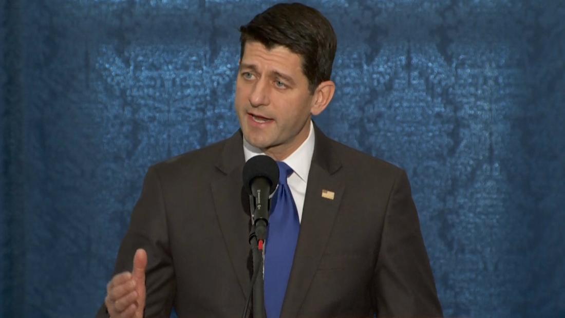 Former Speaker of the House Paul Ryan joins board of Fox Corporation