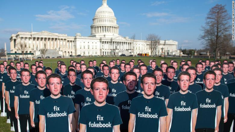 Facebook settles lawsuits alleging discriminatory ads - CNN