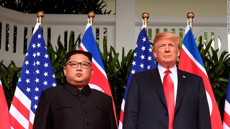 Image result for Trump announces details of next Kim summit