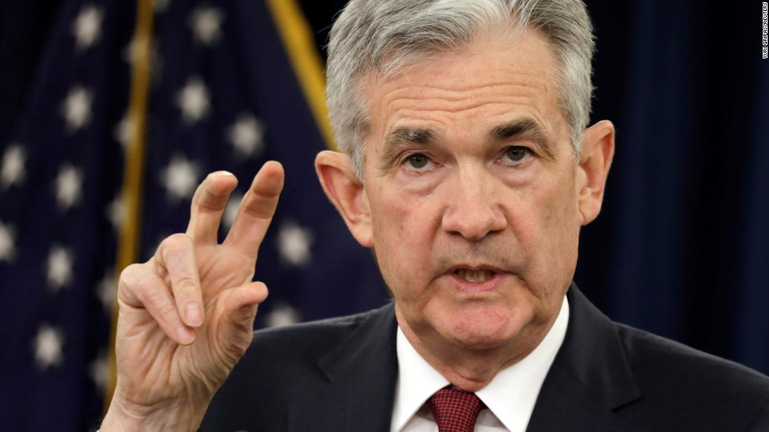 Image result for Jerome Powell, pictures
