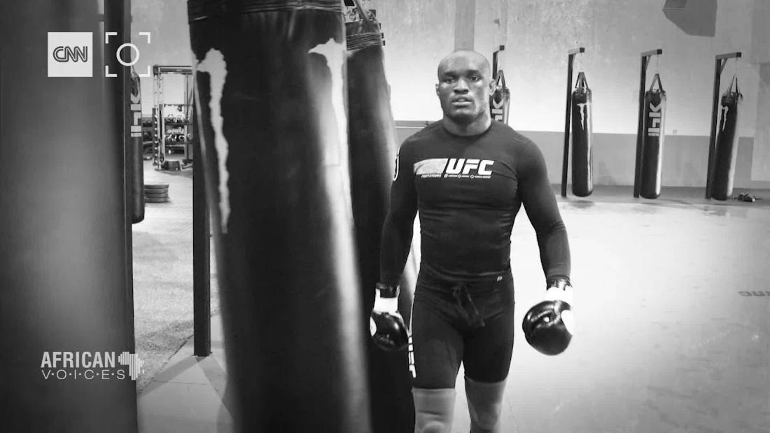 UFC fighter takes a sweaty path to the title