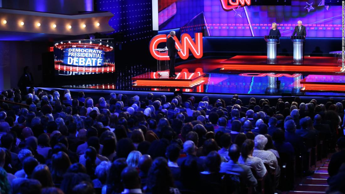 The lineup for the first 2020 Democratic debate is set