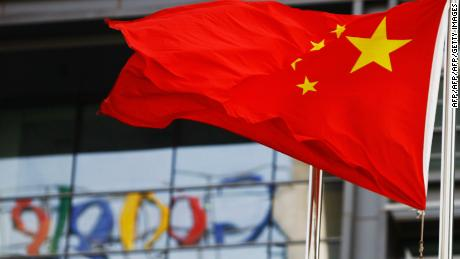 The highest US general says Google indirectly takes advantage of Chinese so military action