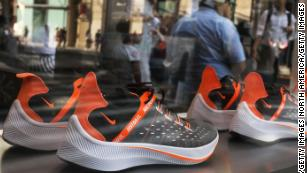 Nike pulls sneakers from China after