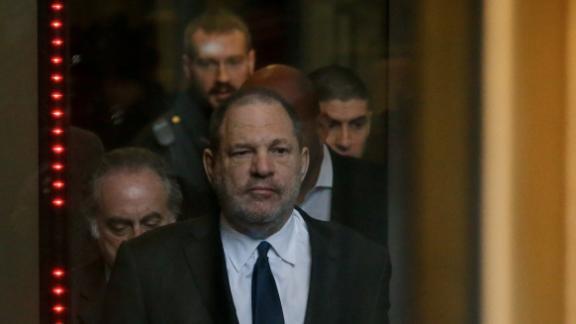 Film producer Harvey Weinstein exits the New York Supreme Court in the Manhattan borough of New York City, New York, U.S., December 20, 2018.  REUTERS/Eduardo Munoz