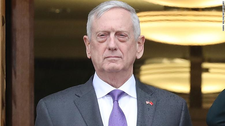 Jim Mattis Resignation Letter Is An Absolutely Stunning Rejection