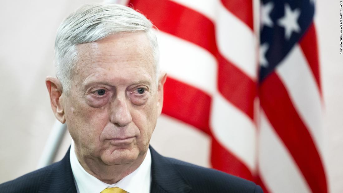 Defense Department approves book from ex-Mattis speechwriter