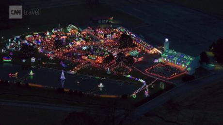 Christmas Village Light Orig En 00005814