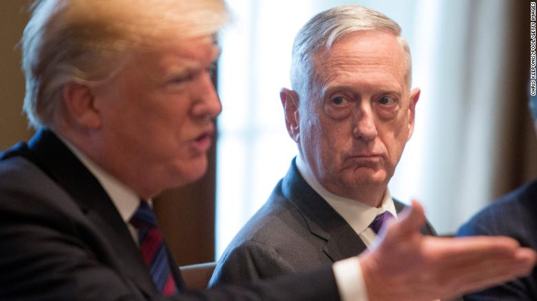 Mattis tears into Trump: 'We are witnessing the consequences of three years without mature leadership'