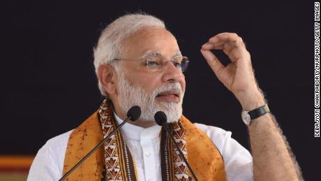 . Prime Minister Narendra Modi.