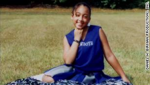 Cyntoia Brown as a child.