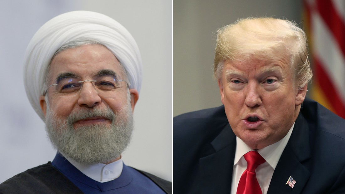 No clear movement toward a meeting between Trump and Iranian President in New York