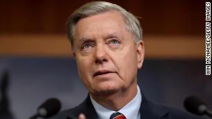 Lindsey Graham says Trump's Syria statements emboldened ISIS