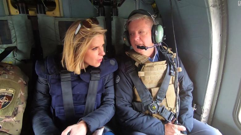 Is Our Mission In Afghanistan Worth >> Lindsey Graham Is On A Mission To Convince President Trump