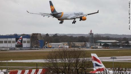 More flight delays at Gatwick after new drone sighting