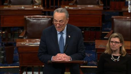 Schumer to Trump: You will not get your wall