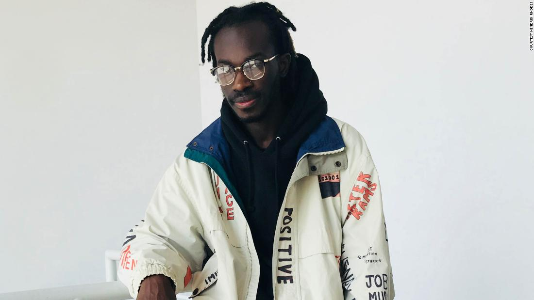 Iddris Sandu learnt to code while on work experience at Google when he was just 13-years-old.