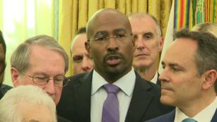 Van Jones pledges to work with Trump