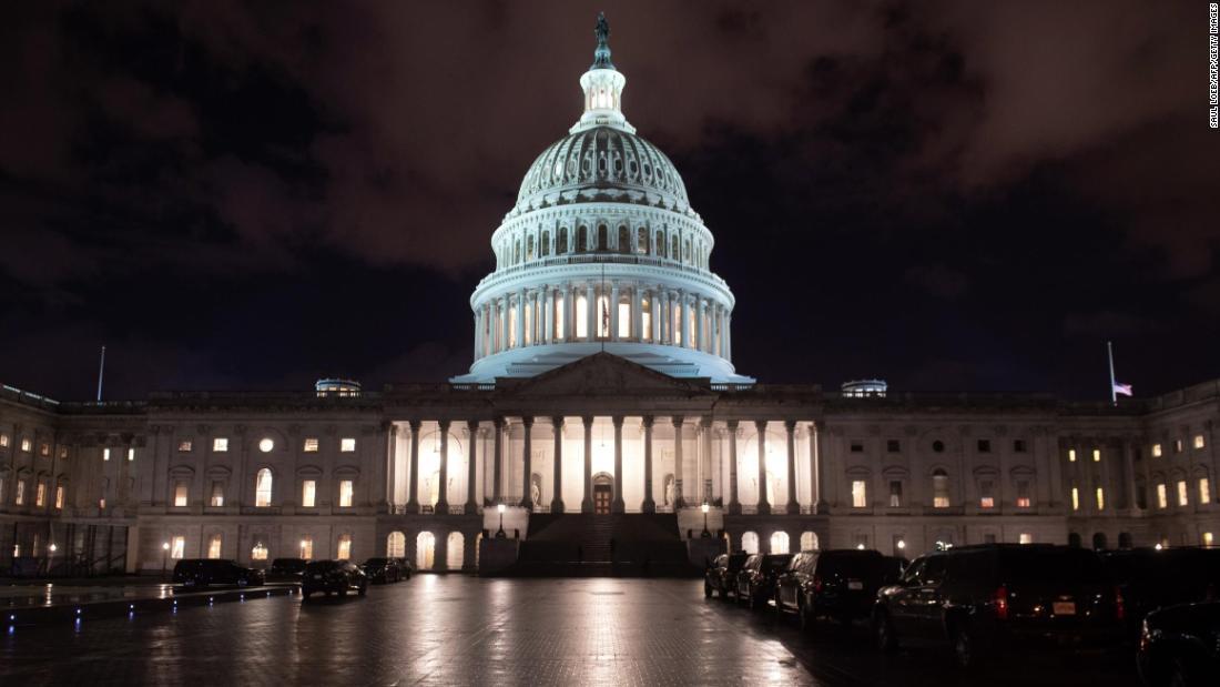 Washington on the brink as new shutdown looms
