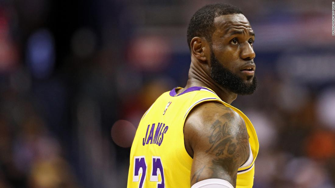 LeBron James Fast Facts