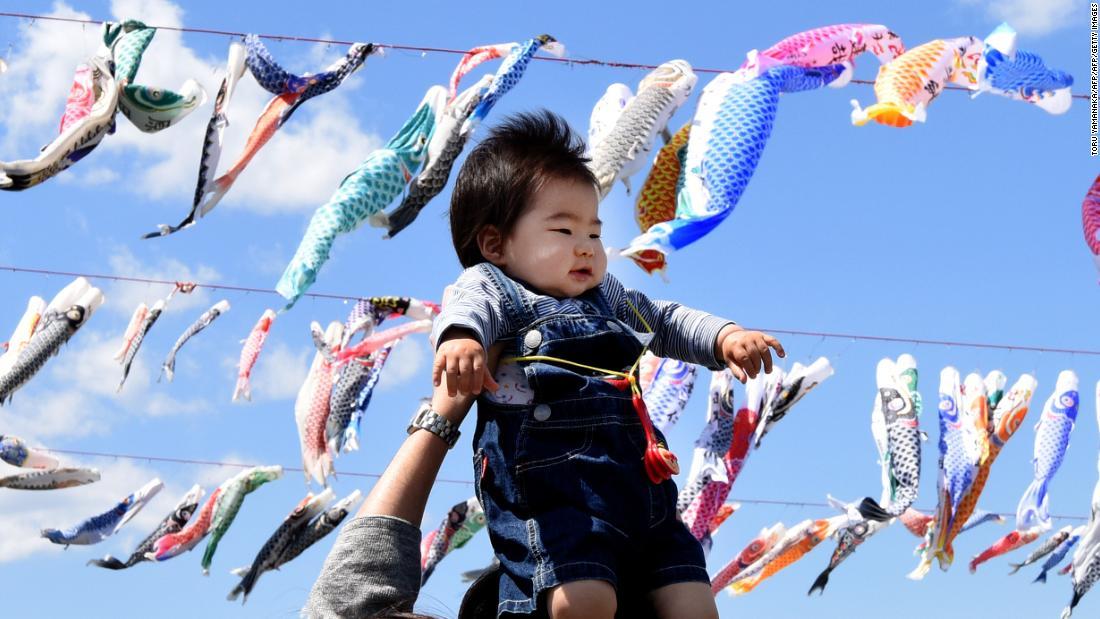 Japan Suffers Biggest Natural Population Decline Ever Cnn