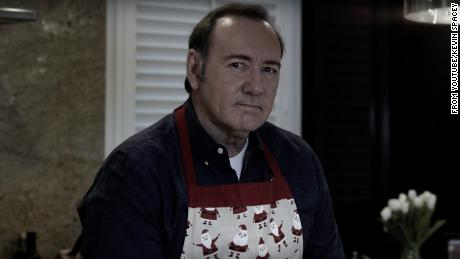 Kevin Spacey channels Frank Underwood in video