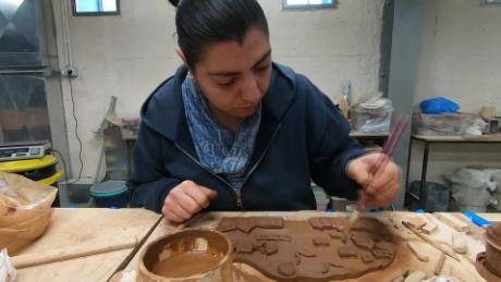 Christmas Handicrafts In Bethlehem Cnn Video