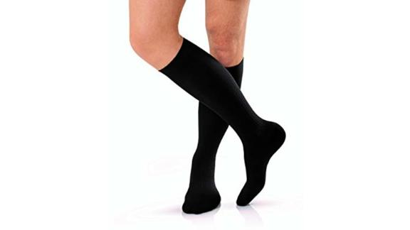 Unisex Knee-High Compression Stockings