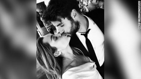 Miley Cyrus Wedding.Miley Cyrus And Liam Hemsworth Are Married 2018