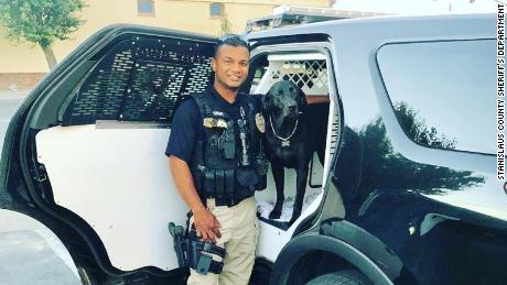 Newman Police Officer Ronil Singh