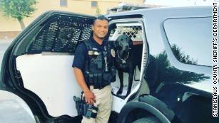 Slain officer Ronil Singh